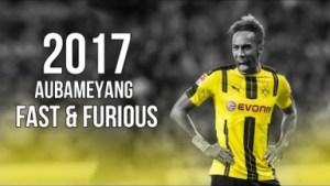 Video: Pierre-Emerick Aubameyang - Fast & Furious - Skills & Goals 2017 HD